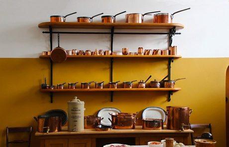 סטיילינג באמצעות כלי בית ומטבח